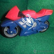 Figuras y Muñecos Marvel: MOTO DE SPIDERMAN. Lote 38806845
