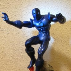Figuras y Muñecos Marvel: GRAN FIGURA EN RESINA DE IRON MAN STEALTH. SERIE LIMITADISIMA DE 375 U.. Lote 153821572