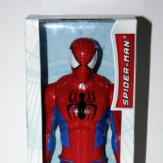 Figuras y Muñecos Marvel: SPIDERMAN MARVEL AVENGERS VENGADORES SERIE TITAN HASBRO 12´(30 CMS). Lote 39570527