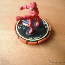 Figuras y Muñecos Marvel: MARVEL HEROCLIX XPLOSION DAREDEVIL ROOKIE #061. Lote 39664516