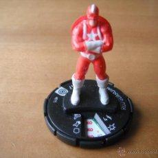 Figuras y Muñecos Marvel: MARVEL HEROCLIX CAPTAIN AMERICA RED GUARDIAN #015.. Lote 39664555