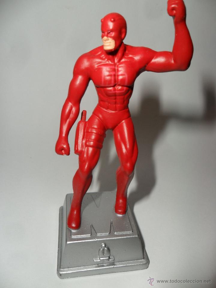 MARVEL SUPER HEROES DAREDEVIL FIGURA PVC MARVEL 2003 (Juguetes - Figuras de Acción - Marvel)