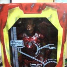 Figuras y Muñecos Marvel - IRON MAN THE AVENGERS - BATTLE DAMAGED / FIGURA 45 CM. / MARVEL - NECA REEL TOYS - 40947807