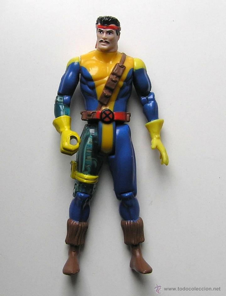 FIGURA MARVEL SUPER HEROES TOY BIZ 1992 (Juguetes - Figuras de Acción - Marvel)