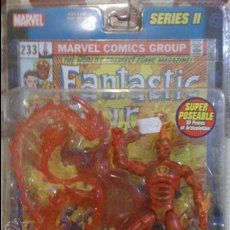 Figuras y Muñecos Marvel: MARVEL LEGENDS HUMAN TORCH TOY BIZ. Lote 35376416