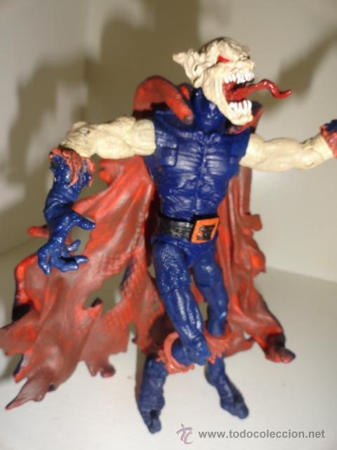 Figuras y Muñecos Marvel: FIGURA FLEXIBLE DE MARVEL 2008 DESCONOZCO PERSONAJE - Foto 2 - 42088026