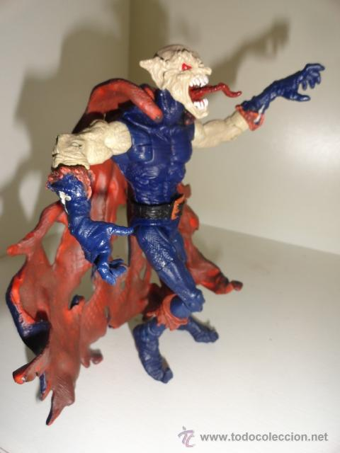 Figuras y Muñecos Marvel: FIGURA FLEXIBLE DE MARVEL 2008 DESCONOZCO PERSONAJE - Foto 3 - 42088026