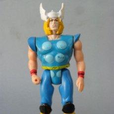 Figuras y Muñecos Marvel: THOR MARVEL SUPER HEROES TOY BIZ 1991. Lote 42902319