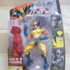 Figuras y Muñecos Marvel: FIGURA LOBEZNO WOLVERINE MARVEL LEGENDS RED HULK SERIES BLISTER, SIMILAR DC UNIVERSE CLASSICS. Lote 43794289