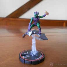 Figuras y Muñecos Marvel: HEROCLIX MARVEL GREEN GOBLIN (SPIDERMAN) DUENDE VERDE. Lote 44015124