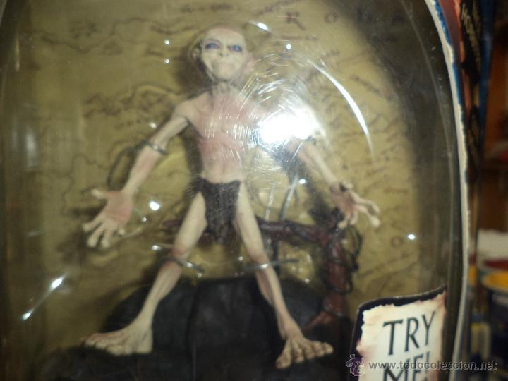 Figuras y Muñecos Marvel: Golum - El Señor de los anillos Marvel 2003-Toy Biz - Foto 6 - 156966006