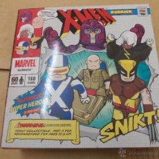 Figuras y Muñecos Marvel: X-MEN - PATRULLA X - KUBRICK - NUEVA SIN ABRIR - CINCO FIGURAS. Lote 44448489