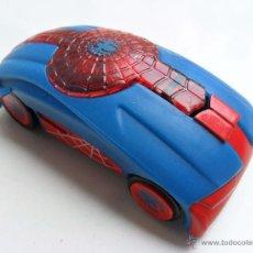 Figuras y Muñecos Marvel: SPIDER SENSE SPIDER-MAN COCHE MONDO MOTORS 2010. Lote 45187120