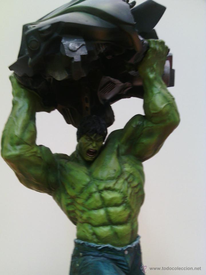 Figuras y Muñecos Marvel: HULK KOTOBUKIYA ESTATUA DE RESINA EDICIÓN LIMITADA - Foto 3 - 42832980