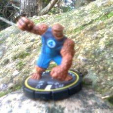 Figuras y Muñecos Marvel: HEROCLIX 4 FANTASTICOS - BEN GRIM. LA COSA. Lote 46392309