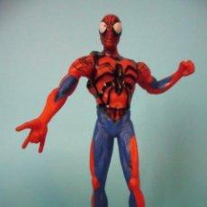 Figuras y Muñecos Marvel: SPIDER-MAN SPIDERMAN FIGURA ARTICULADA DE 9 CMS. Lote 46901465