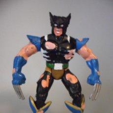 Figuras y Muñecos Marvel: RARA FIGURA X-MEN TOY BIZ LOBEZNO WOLVERINE BOOTLEG. Lote 46901609