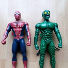 Figuras y Muñecos Marvel: SPIDERMAN Y DUENDE VERDE_WALKIE TALKIE. Lote 46950505