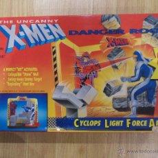 Figuras y Muñecos Marvel: X MEN-PATRULLA X-DANGER ROOM-SALA DE PELIGRO-TOY BIZ-SIN ABRIR-1991-SALA DE CICLOPE-MARVEL. Lote 47280255