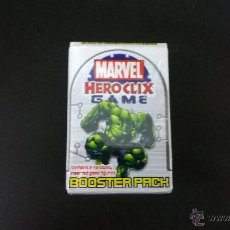 Figuras y Muñecos Marvel: MARVEL HEROCLIX UNIVERSE BOOSTER PACK (2004). Lote 47560667