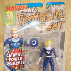 Figuras y Muñecos Marvel: FANTASTIC FOUR-INVIBLE WOMAN-MUJER INVISIBLE-MARVEL-TOY BIZ-SIN ABRIR. Lote 47737504