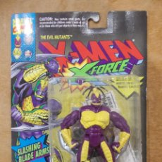 Figuras y Muñecos Marvel: X-MEN-X-FORCE-KILLSPREE-ORIGINAL MUTANTE-SUPERHEROES-1994-TOY BIZ-NUEVO-SIN ABRIR. Lote 48024310