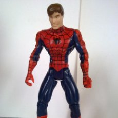 Figuras y Muñecos Marvel: MARVEL SUPER HEROES SECRET WARS SPIDERMAN SIN MASCARA PETER PARKER MAXIMUM CLONAGE. Lote 48109008