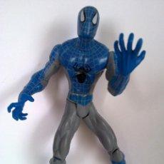 Figuras y Muñecos Marvel: MARVEL SUPERHEROES SPIDER MAN BLUE DIFICILISIMO DE CONSEGUIR DE MI COLECCION PRIVADA. Lote 48109033