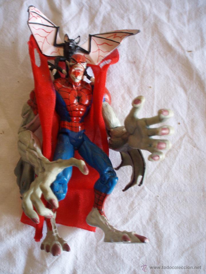 SPIDER-MAN VAMPIRE WARS ACTION FIGURE SPIDERMAN VAMPIRO (Juguetes - Figuras de Acción - Marvel)
