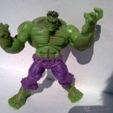 Figuras y Muñecos Marvel: MARVEL UNIVERSE EL INCREIBLE HULK LA MASA EDICION ANTIGUA DC SUPER HEROES. Lote 204077252