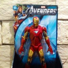 Figuras y Muñecos Marvel: IRON MAN MARK VI - THE AVENGERS - MARVEL - HASBRO - FIGURA DE ACCIÓN - NUEVO - CAJA SIN ABRIR. Lote 48626271