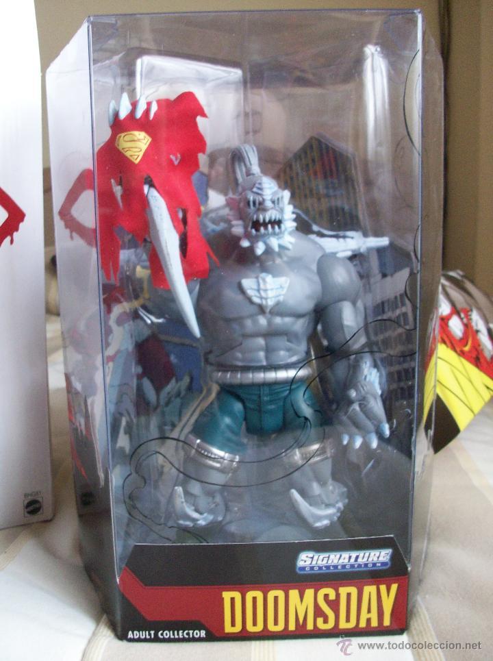 Figura Dc Universe Signature Doomsday Especial Sold Through Direct Sale 49016313
