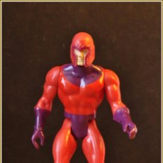 Figuras y Muñecos Marvel: FIGURA MARVEL COMICS SECRET WARS - 1984 FRANCE - MAGNETO. Lote 49466517