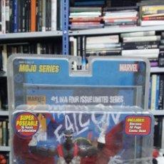Figuras e Bonecos Marvel: FALCON / HALCÓN - MARVEL LEGENDS - MOJO SERIES - FAMOSA - FIGURA - NUEVO. Lote 50037230