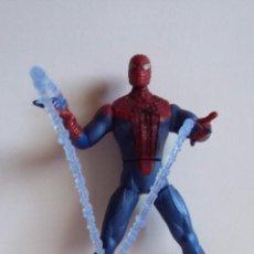 Figuras y Muñecos Marvel: SPIDERMAN MARVEL 2012 ALTURA 16 CM TRES POSICIONES DISTINTAS DE MOVIMIENTO. Lote 50405458