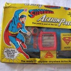 Figuras y Muñecos Marvel: ANTIGUO PACK COMPLEMENTOS DE ACCION DE SUPERMAN. Lote 50600297