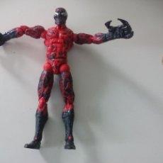 Figuras e Bonecos Marvel: CARNAGE FIGURA DE ACCIÓN DE MARVEL LEGENDS 2008. SPIDERMAN CLASSICS. MATANZA. Lote 114642402