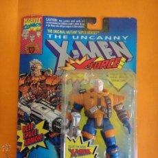 Figuras y Muñecos Marvel: FIGURA CABLE THE UNCANNY X-MEN X-FORCE 1993 TOY BIZ . BLISTER ABIERTO .. Lote 51103784