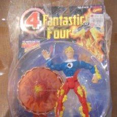 Figuras y Muñecos Marvel: 4 FANTASTICOS-ANTORCHA HUMANA-TOY BIZ-AÑO 1995-PERFECTO BLISTER SIN ABRIR-. Lote 51154227