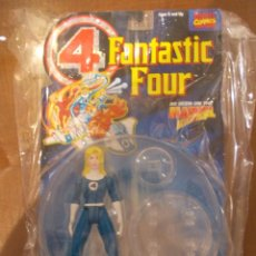 Figuras y Muñecos Marvel: 4 FANTASTICOS-MUJER INVISIBLE-TOY BIZ-AÑO 1995-PERFECTO BLISTER SIN ABRIR-. Lote 51154245