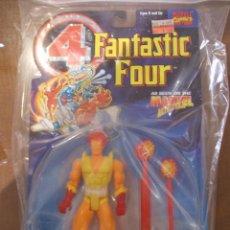Figuras y Muñecos Marvel: 4 FANTASTICOS-FIRE LORD-TOY BIZ-AÑO 1995-PERFECTO BLISTER SIN ABRIR-. Lote 51154321