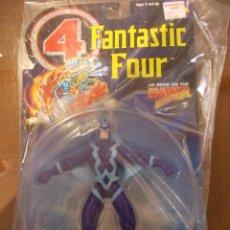 Figuras y Muñecos Marvel: 4 FANTASTICOS-RAYO NEGRO-TOY BIZ-AÑO 1995-PERFECTO BLISTER SIN ABRIR-. Lote 51154339