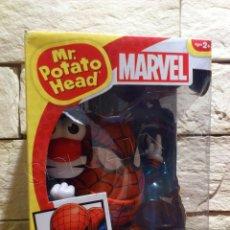 Figuras y Muñecos Marvel: MARVEL - SPIDERMAN - MR POTATO - HEAD - SPIDER-MAN - HASBRO - PRECINTADO - NUEVO. Lote 51368527