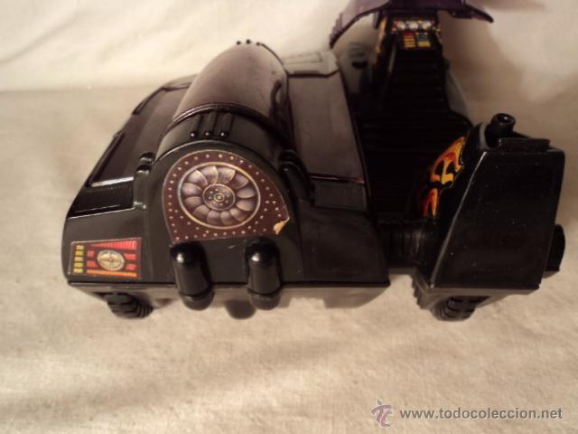 Figuras y Muñecos Marvel: SECRET WARS VEHICULO NAVE MOTO SIDECAR TURBO EN LA BASE 1984 MARVEL COMIC GROUP R400 - Foto 6 - 51600939
