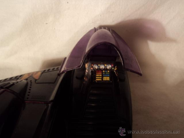 Figuras y Muñecos Marvel: SECRET WARS VEHICULO NAVE MOTO SIDECAR TURBO EN LA BASE 1984 MARVEL COMIC GROUP R400 - Foto 5 - 51601255