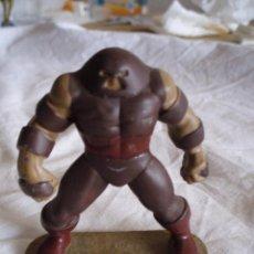 Figuras y Muñecos Marvel: FIGURA DE PLOMO MARVEL. JUGGERNAUT. X-MEN 6 CM.. Lote 51604290