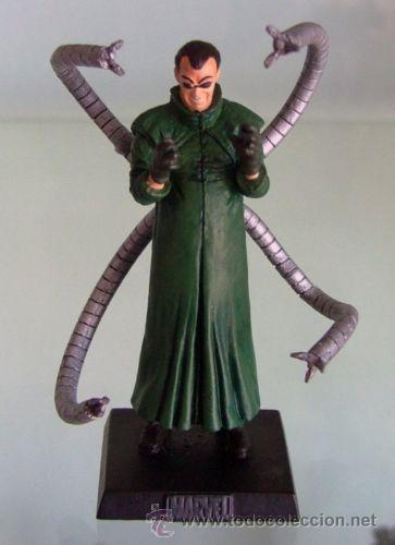 Figuras y Muñecos Marvel: FIGURA PLOMO EAGLEMOSS 3 - MARVEL - DOCTOR OCTOPUS - CON CAJA Y CON REVISTA - Foto 2 - 48151385