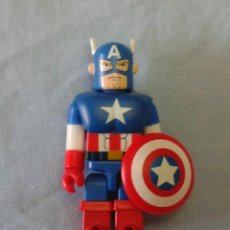 Figuras y Muñecos Marvel: MARVEL MINIMATES CAPTAIN AMERICA. Lote 52457836