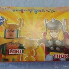 Figuras y Muñecos Marvel: MARVEL MINIMATES LOKY THOR. Lote 52457905