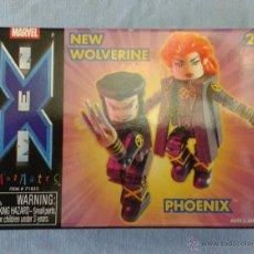 Figuras y Muñecos Marvel: MARVEL MINIMATES NEW WOLVERINE PHOENIX. Lote 52458019